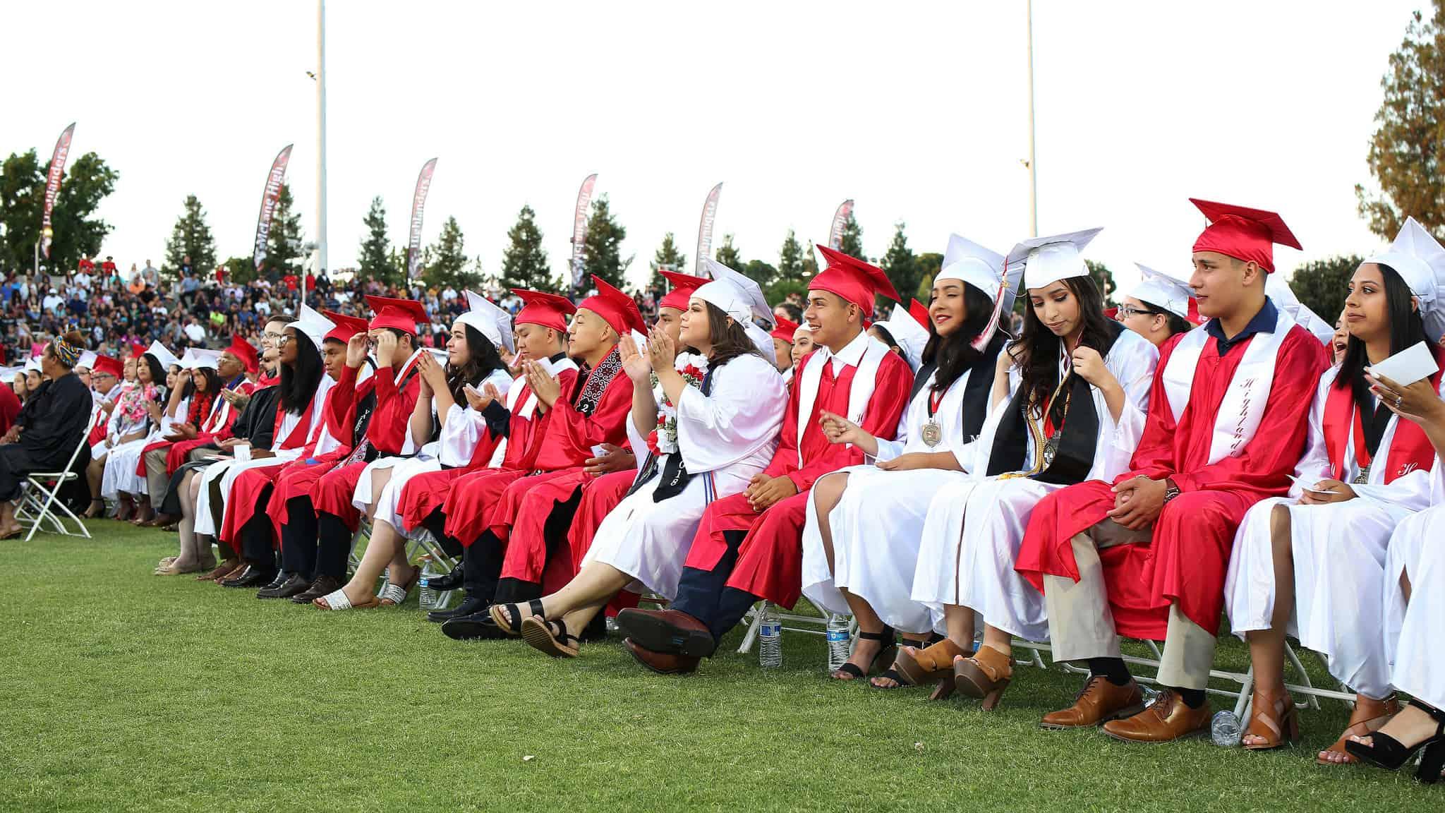 McLane graduates